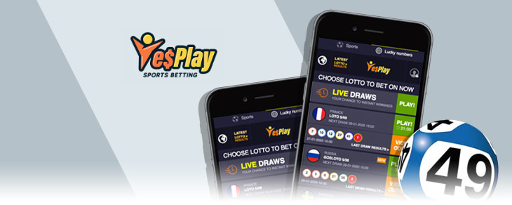 YesPlay 49's Lotto Review   Bet49s.co.za